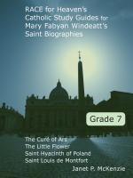 Image for 7th Grade Windeatt Study Guides