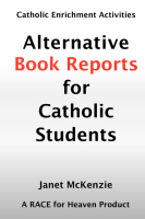 Image for Alternative Books Reports for Catholic Students